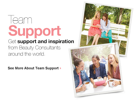 Get support and inspiration.