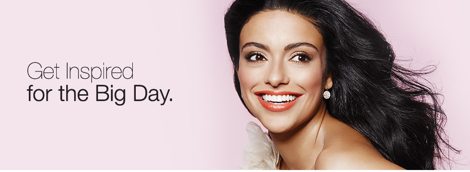 Be a beautiful bride with these products from Mary Kay.