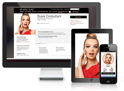 Learn more about starting your Mary Kay business.
