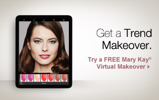 Try NEW fall/winter trend looks in the Mary Kay® Virtual Makeover.