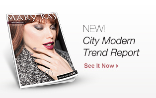 See the NEW City Modern Trend Report from Mary Kay.
